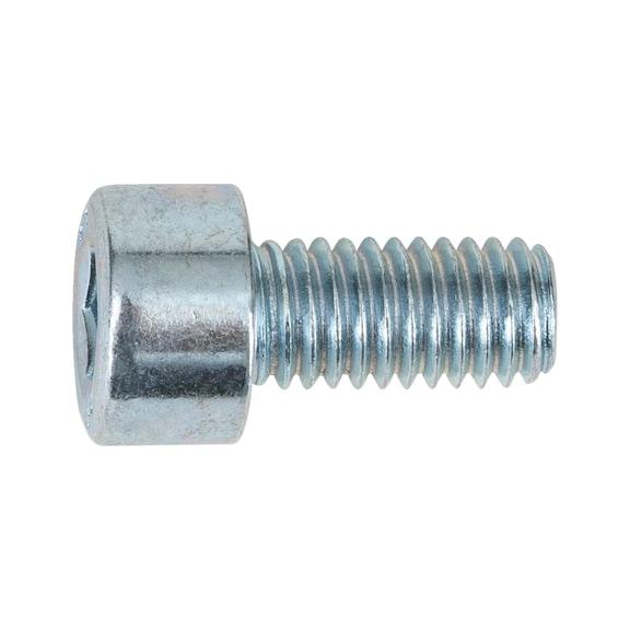 10x Stahl Zylinderkopf-Schraube M2x4 DIN912 12.9 Zylinder-Schrauben