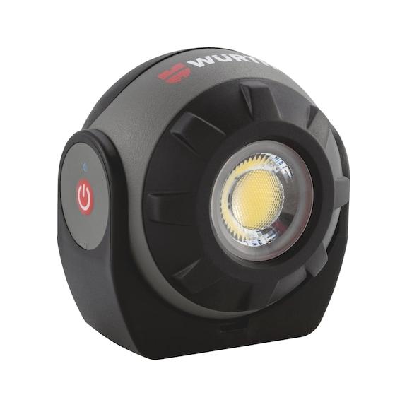 Akku LED mit Lautsprecher