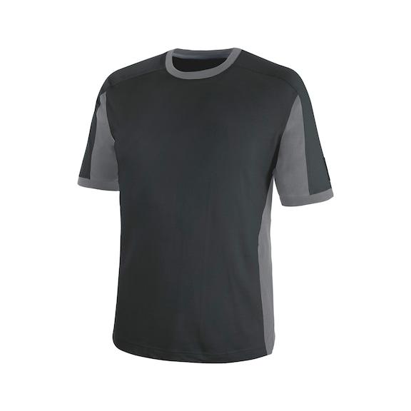 Cetus T-Shirt Anthrazit/Grau CHF