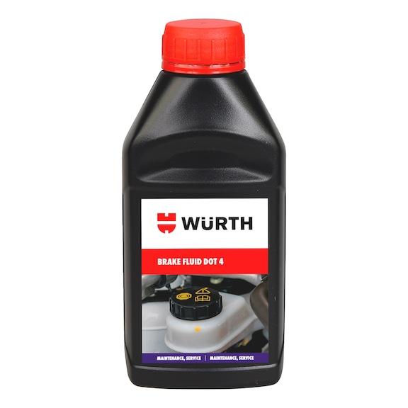 Brake fluid  - DOT 4 500ML