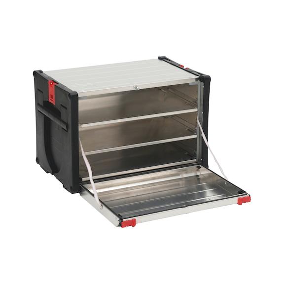 ORSY®BULL-Box Frontlader Serie 5 für System-Koffer mit Klappe