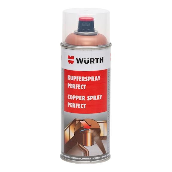 Perfect copper spray - PNTSPR-CU-PLUS-400ML