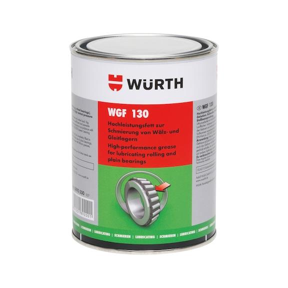WGF130 - Yüksek Performans Yağı 1kg