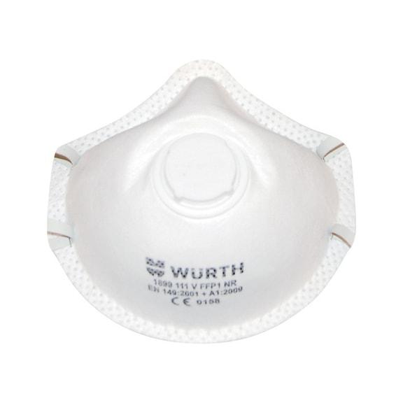 P1 Kubbeli Solunum Maskesi Ventilli