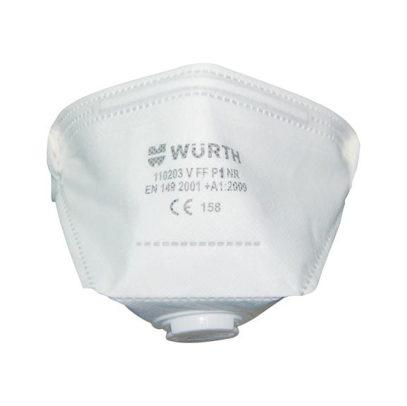 P1 Katlanabilir Solunum Maskesi Ventilli