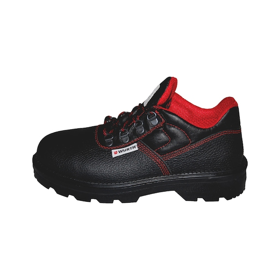 S1 İş güvenliği ayakkabısı Siyah - 1