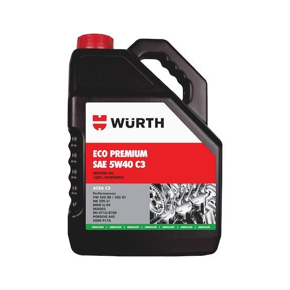 Buy Engine oil ECO PREMIUM SAE 5W40 C3 online