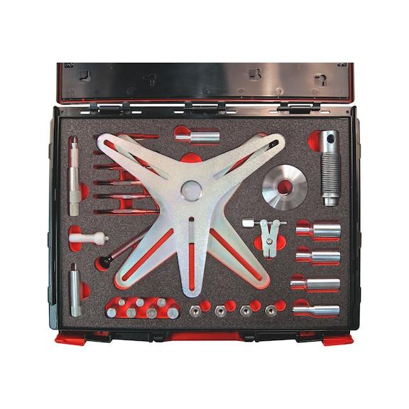 Kit d'outils pour embrayage SAC 23pièces - 0