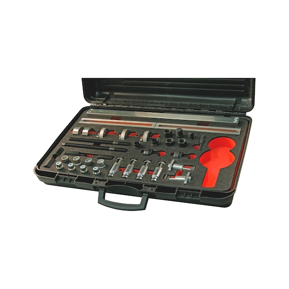 Buy Injector removal set, universal, 38 pcs online