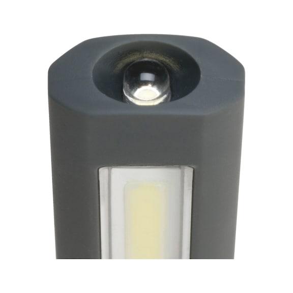 Lampada portatile ricaricabile a LED WLH 1.2 - LAMPADA-PORTATILE-LED-WLH-1.2