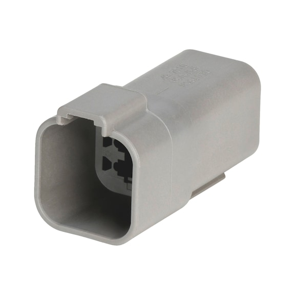 Pin housing Deutsch DT Series (055520060) | Würth