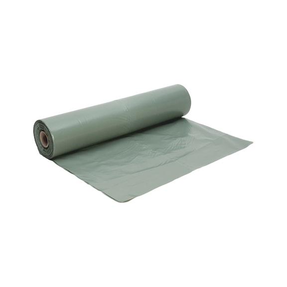 Abdeck-/Baufolie - ABDEFOL-LDPE-ROLLE-200MY-200QM