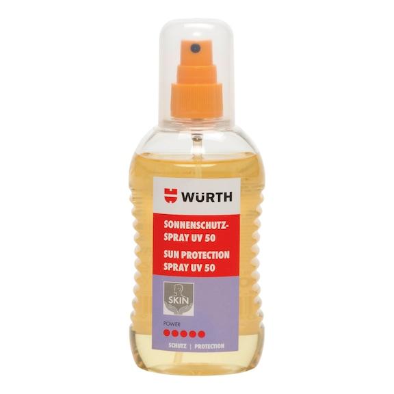 Sonnenschutzspray UV 50 - 1
