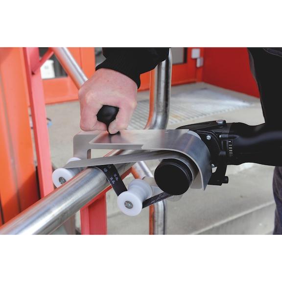 Pásová brúska na potrubia, adaptér RBS 650 - 0