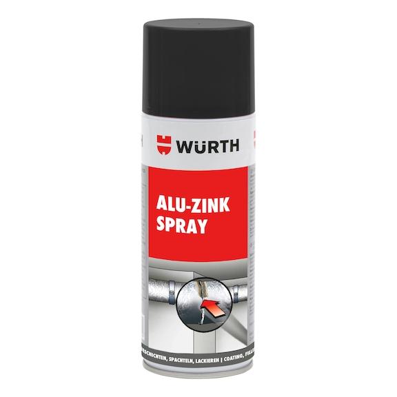 Alüminyum çinko sprey - ALÜMİNYUM ÇİNKO SPREY 400ML