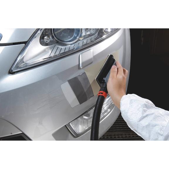 Bloco de lixa manual, extração 115 x 230 mm - BLOCO DE LIXAGEM C/ ASPIRAÇÃO 115X230MM