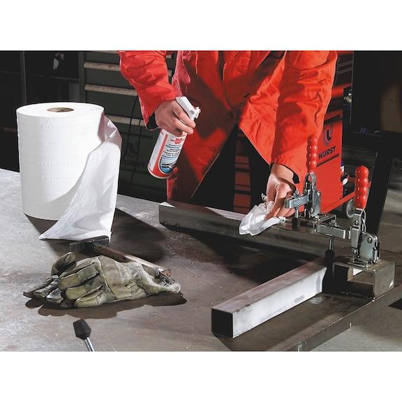 Produto de limpeza em pó para aço inox - 2
