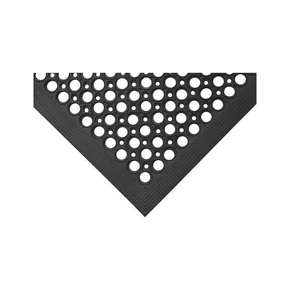 Anti Fatigue Mat Rubber Perforated