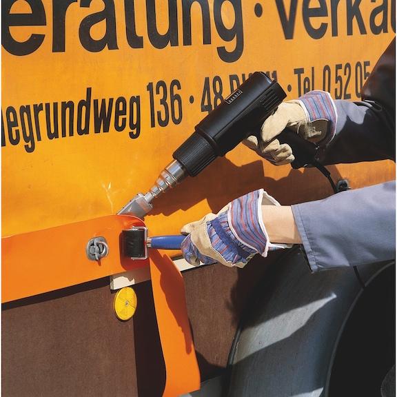 Profi-Planenschweißdüse - ZB-PLANENSCHWEISSDUESE-HLG