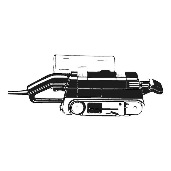 Handbandschuurmachine HBS 533 - 2