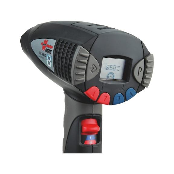 Elektronik-Heißluftgebläse HLG 2300-LCD - HLUFTGEBLAES-EL-(HLG2300-LCD)