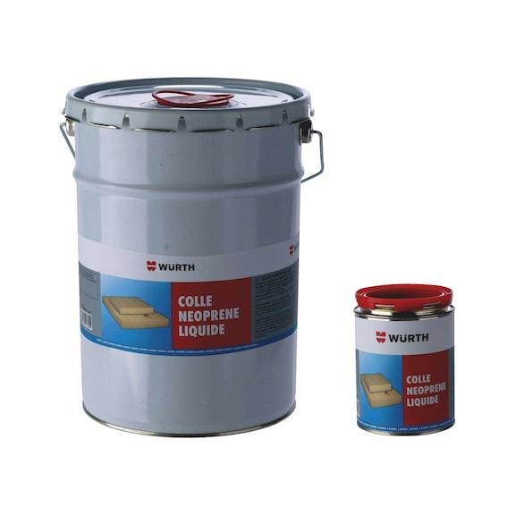 Colle néoprène liquide - 1
