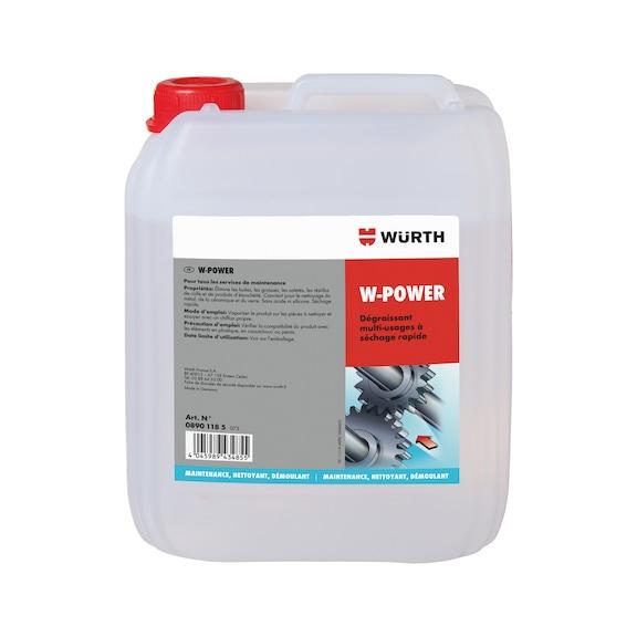 Dégraissant W-Power - W-CLEAN