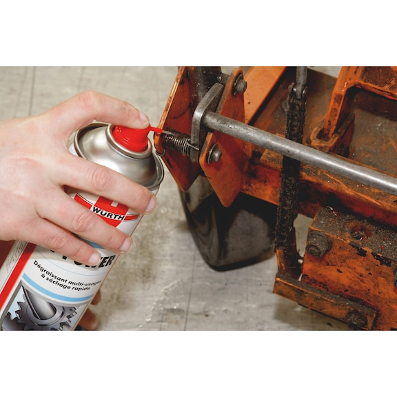 Dégraissant W-Power - Bremsenreiniger