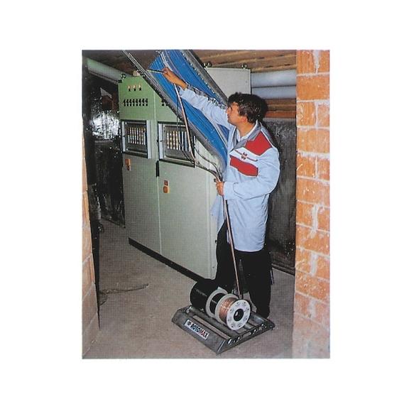 Dérouleur de touret de câble ROTOMAX - DEROULEUR TOURET DE CABLE - ROTOMAX