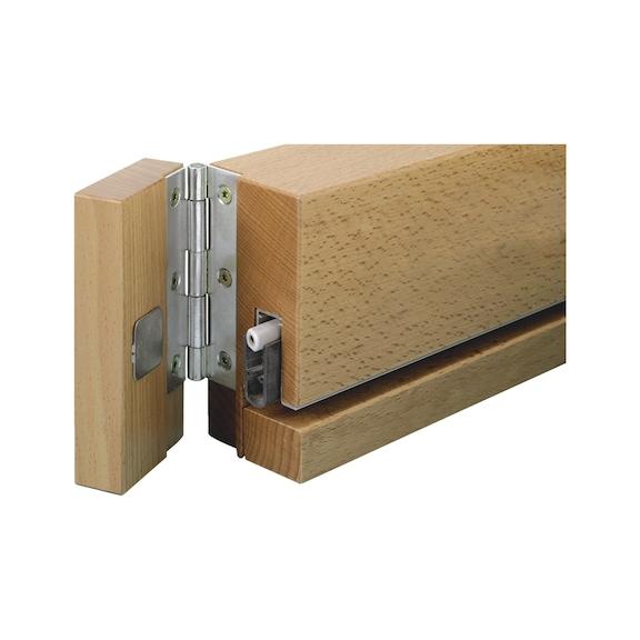 plinthe automatique pour tanch it bas de porte pour. Black Bedroom Furniture Sets. Home Design Ideas