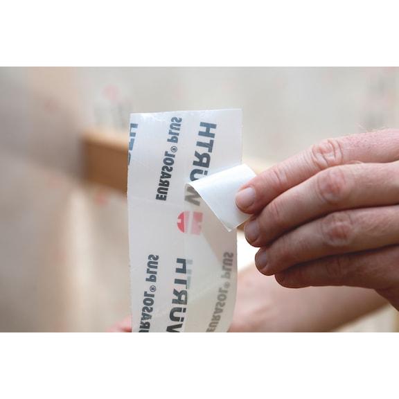 Ruban adhésif d'étanchéité EURASOL<SUP>®</SUP> PLUS - ADHESIF EURASOL PLUS 48/12