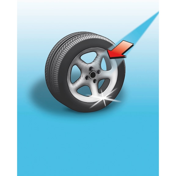 Pulitore per cerchioni - ALUMAX-DETERGENTE-CERCHI-25KG