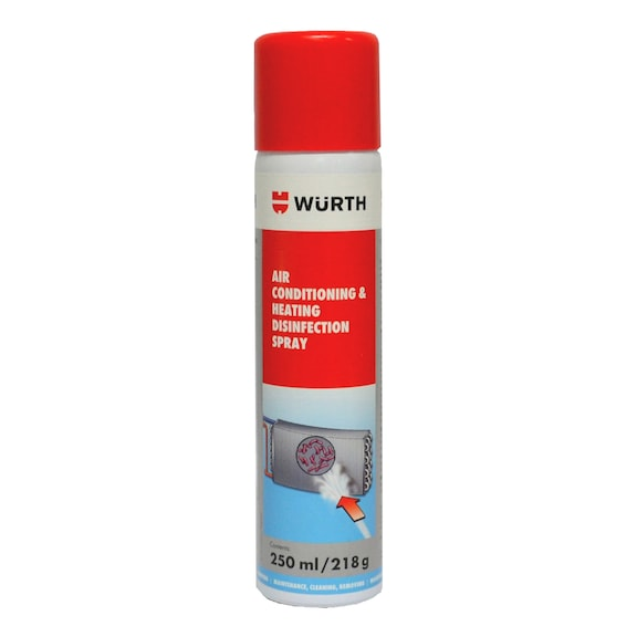 Air Conditioning & Heating System Disinfection Spray - 250ML