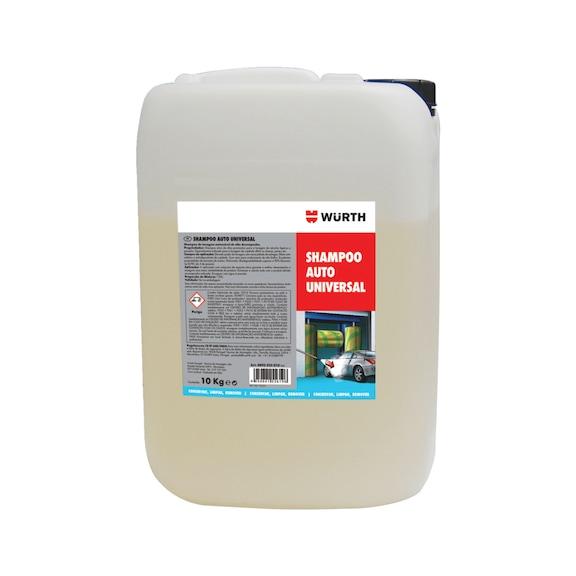 Shampoo Auto Universal - SHAMPOO AUTO UNIVERSAL 10 KG