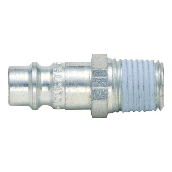 Plug-in nipple S2000 MT - NPL-PN-S2000-ET-R1/4IN