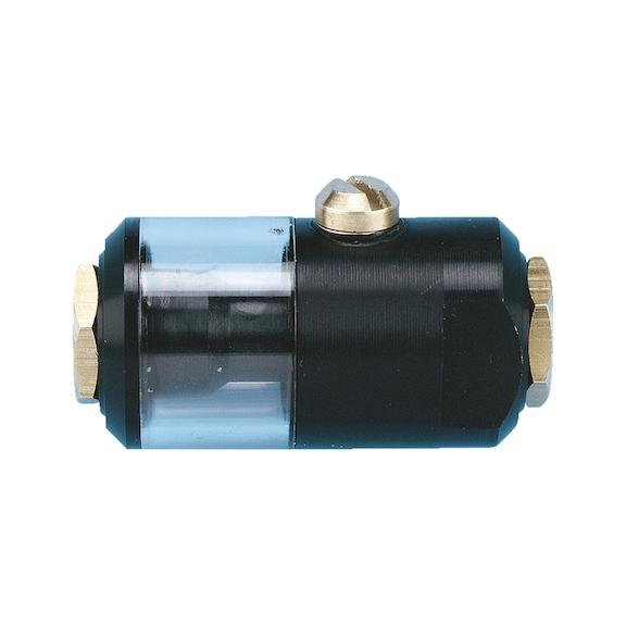 Small mist lubricator - MISTLUBR-PN-TOOL-1/4IN