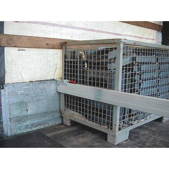 Barra separadora de carga - BARRA SEPARADORA DE CARGA