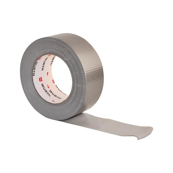 Nastro adesivo per calcestruzzo, argento