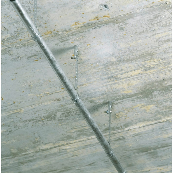 Montageband, met randperforatie