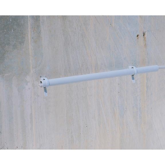 Abraçadeira p/ cabos/tubos ajustável - ABRACADEIRA AJUSTAVEL 15-32MM