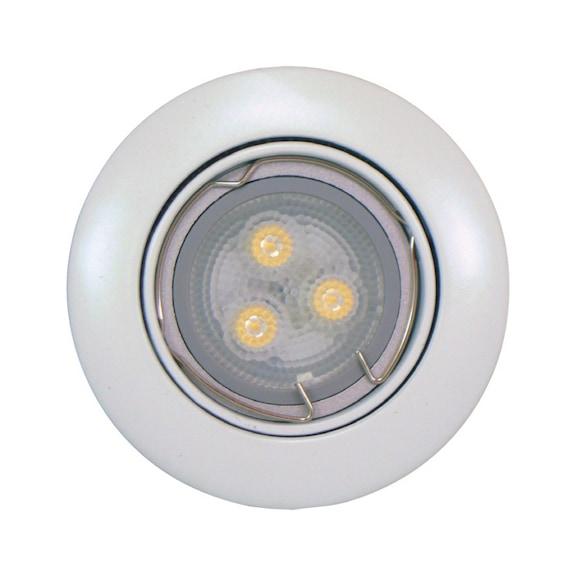 COLLERETTE FIXE POUR SPOT LED