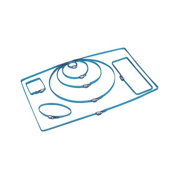 Yleiskiristyshihna - LETKUKIRISTINNAUHA 8MMX 5 M
