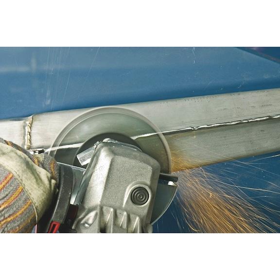 Segmentový lamelový priehľadný kotúč - 0