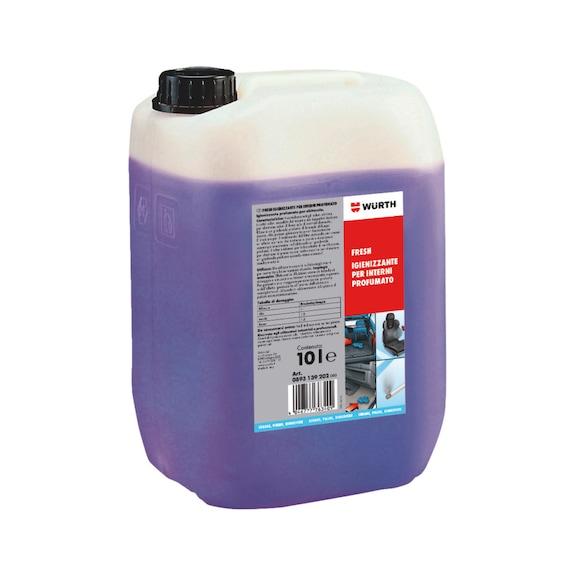 Elimina odori - FRESH-IGIENIZZANTE-PROFUMATO-10LT
