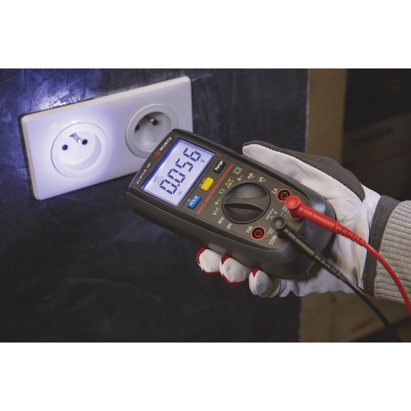 Professzionális digitális multiméter, MTX203 - DIGITÁLIS-MULTIMÉTER-PROF-MTX203