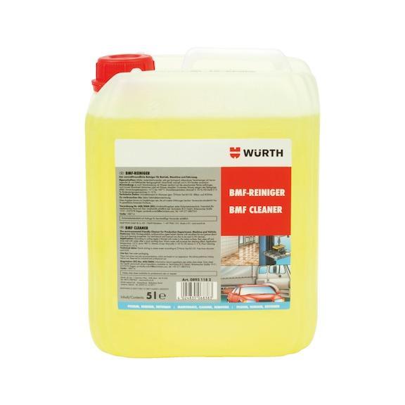 Detergente per officina BMF