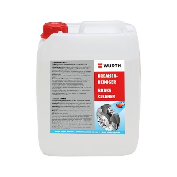 Detergente per freni - PULITORE PER FRENI  TANICA 5L