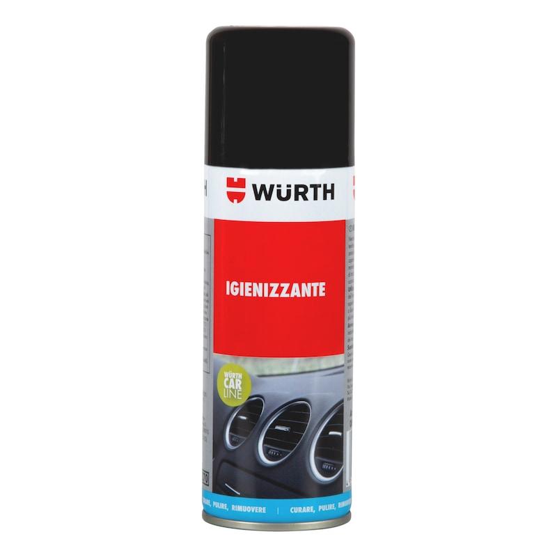 Detergente igienizzante abitacolo spray - 1