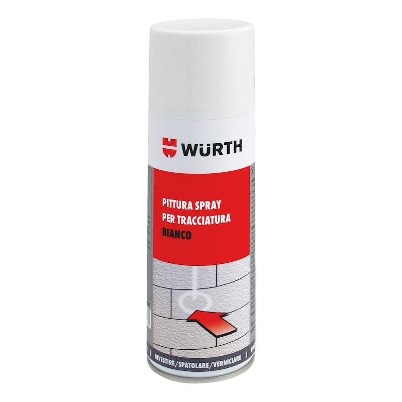 Pittura spray acrilica a base acqua