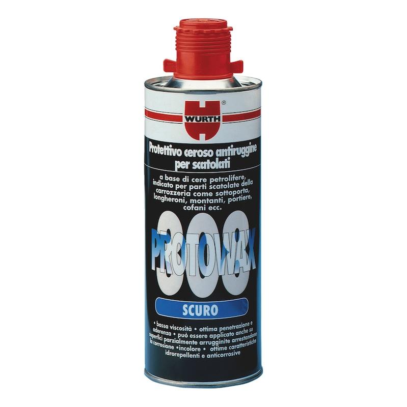 Protettivo ceroso scuro PROTOWAX 308 - 1